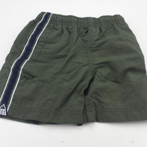 SZ 18M TCP the childrens place green shorts M36